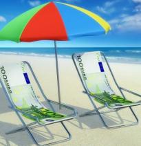 Пора отпусков ударяет по депозитам