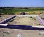 Подготовка участка к заливке фундамента