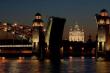Ночные экскурсии по Питеру - прогулка на теплоходе под разводными мостами