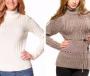 Где можно оформить женские вязаные свитера под заказ?