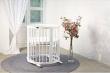 Как круглая детская кроватка воздействует на развитие ребенка